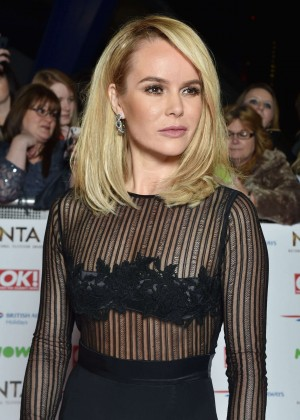Amanda Holden - National Television Awards 2016 in London