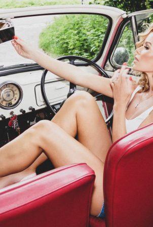 Amanda Holden - New Album Photoshoot