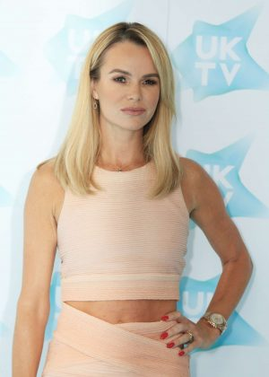 Amanda Holden - UKTV Live New Season Launch