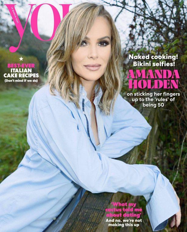 Amanda Holden - You Magazine (March 2021)