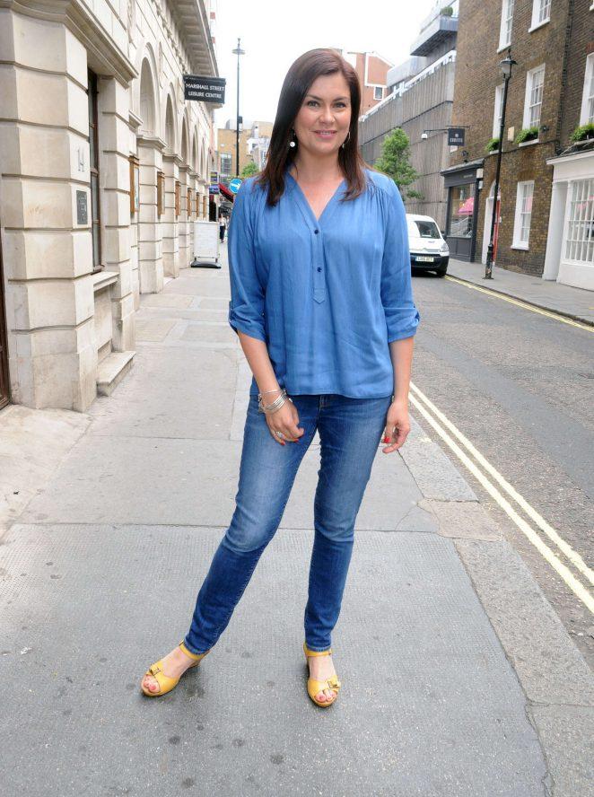 Amanda Lamb at Sky Kids TV Event in London