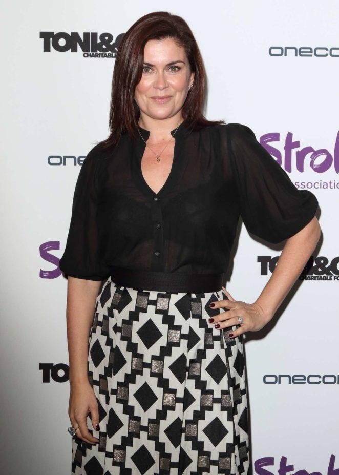 Amanda Lamb - Life After Stroke Awards 2017 in London