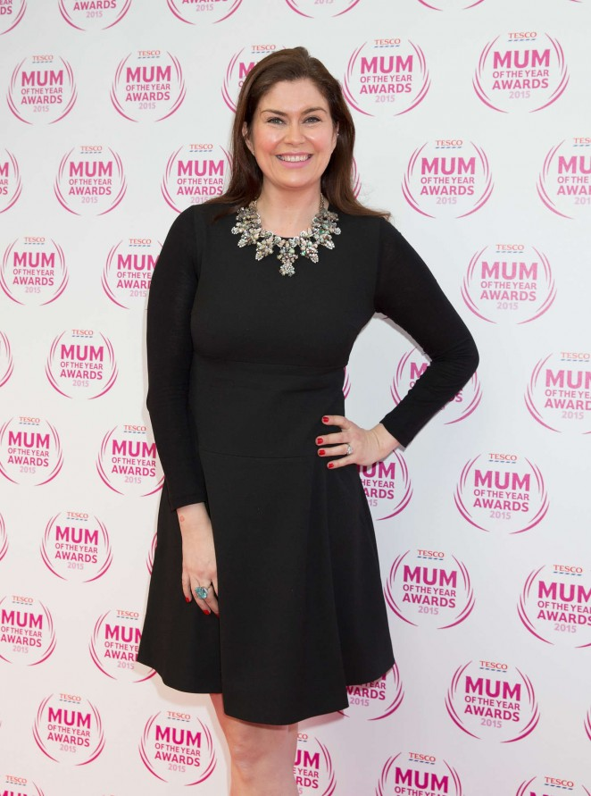 Amanda Lamb - Tesco Mum Of The Year Awards 2015 in London