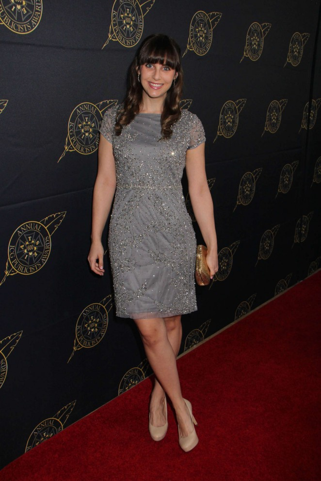 Amanda Markowitz - 53rd Annual ICG Publicists Awards Luncheon in Los Angeles