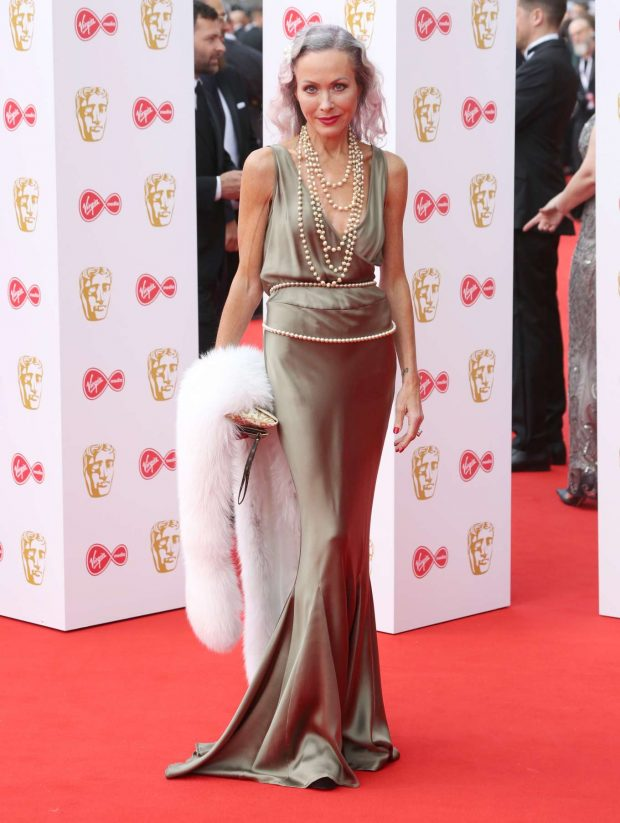 Amanda Mealing - British Academy Television Awards 2019 in London