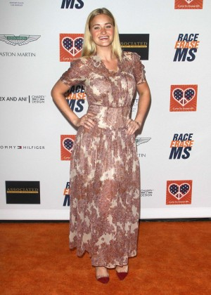 Amanda Michalka - 2015 Race To Erase MS Event in Century City