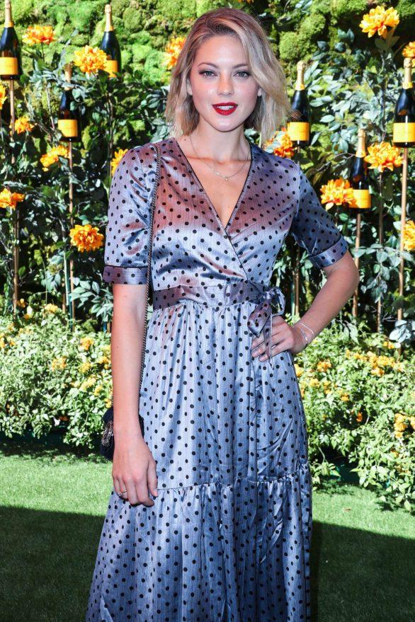 Amanda Pacheco - 2019 Veuve Clicquot Polo Classic in Los Angeles