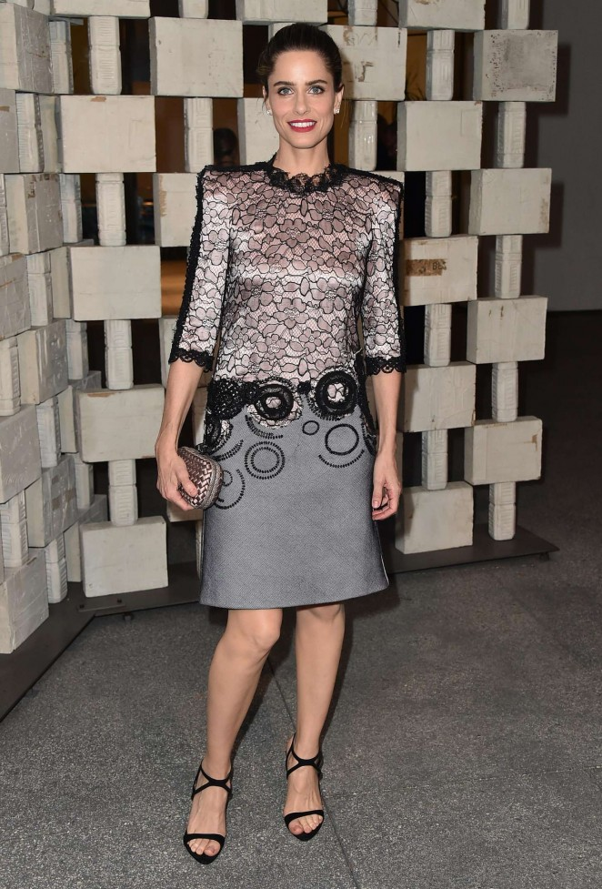 Amanda Peet – 13th Annual Gala in the Garden at the Hammer Museum in LA