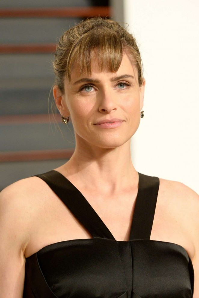 Amanda Peet - 2015 Vanity Fair Oscar Party in Hollywood
