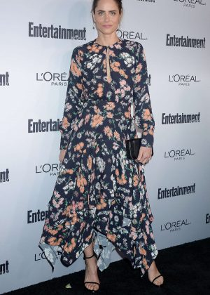 Amanda Peet - 2016 Entertainment Weekly Pre-Emmy Party in Los Angeles