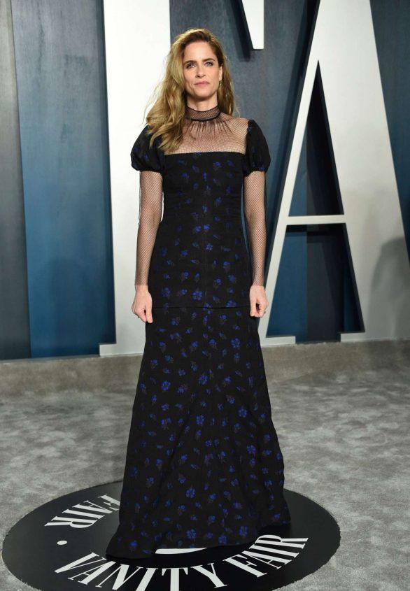 Amanda Peet - 2020 Vanity Fair Oscar Party in Beverly Hills