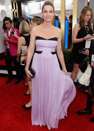 Amanda Peet - 2015 Screen Actors Guild Awards in LA