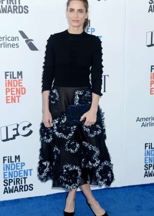 Amanda Peet - 32nd Film Independent Spirit Awards in Santa Monica