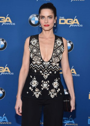 Amanda Peet - 68th Annual Directors Guild Of America Awards in LA