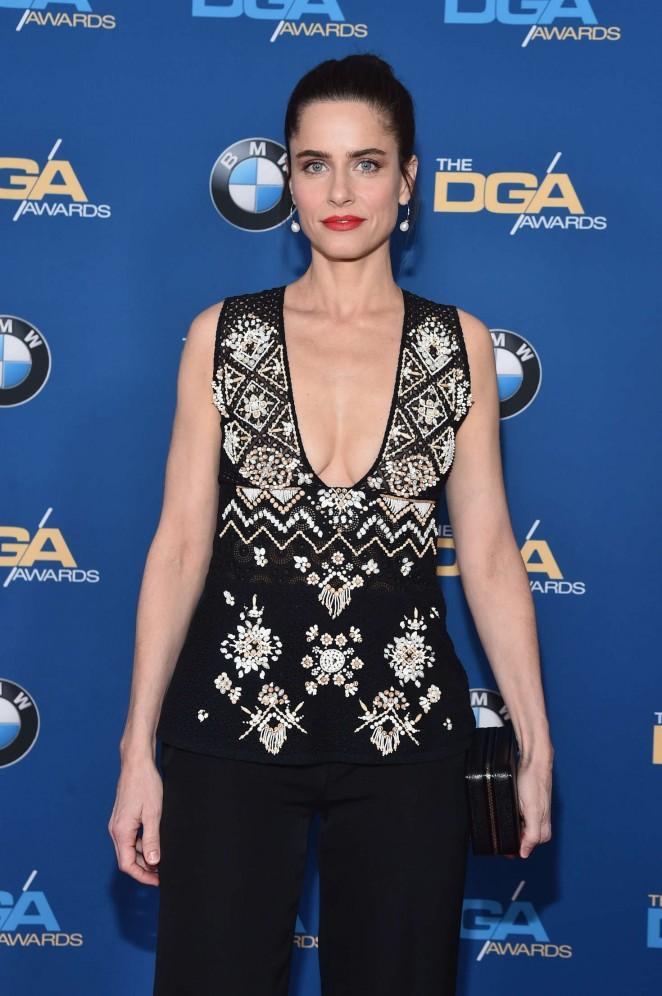 Amanda Peet - 68th Annual Directors Guild Of America Awards in LA