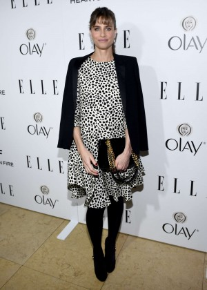 Amanda Peet - ELLE's Annual Women in Television Celebration 2015