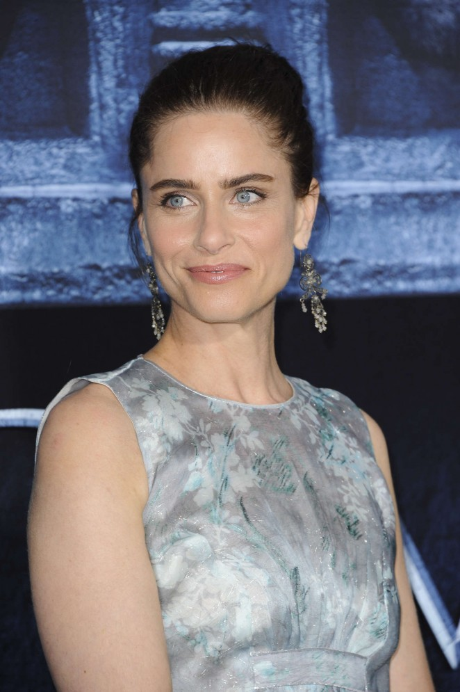 Amanda Peet - 'Game of Thrones' Season 6 Premiere in Hollywood
