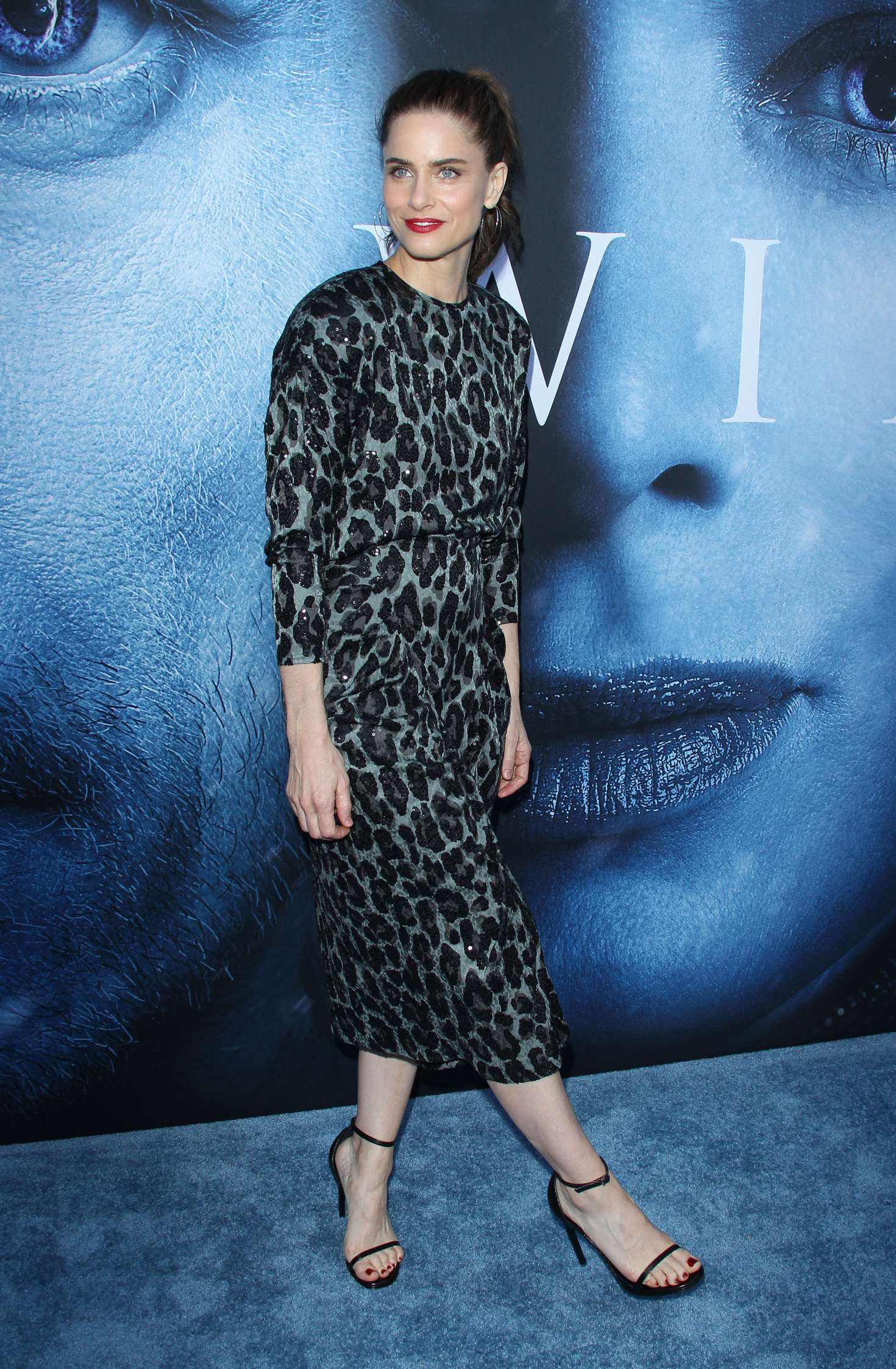 Amanda Peet: Game Of Thrones Season 7 Premiere -01 | GotCeleb