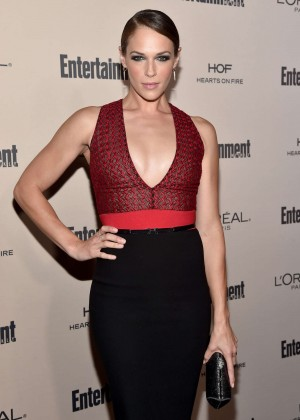 Amanda Righetti - 2015 Entertainment Weekly Pre-Emmy Party in West Hollywood
