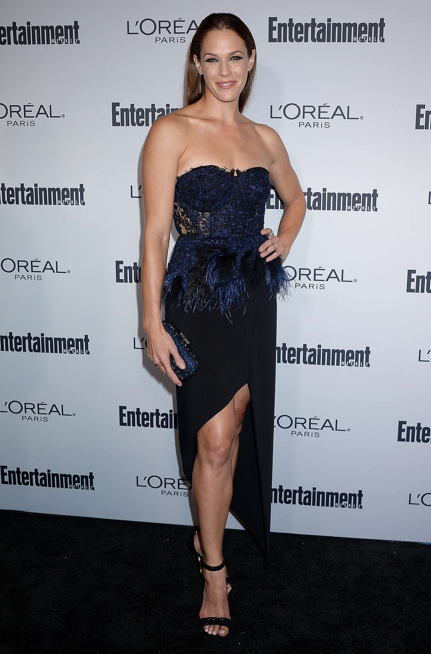 Amanda Righetti - 2016 Entertainment Weekly Pre-Emmy Party in Los Angeles