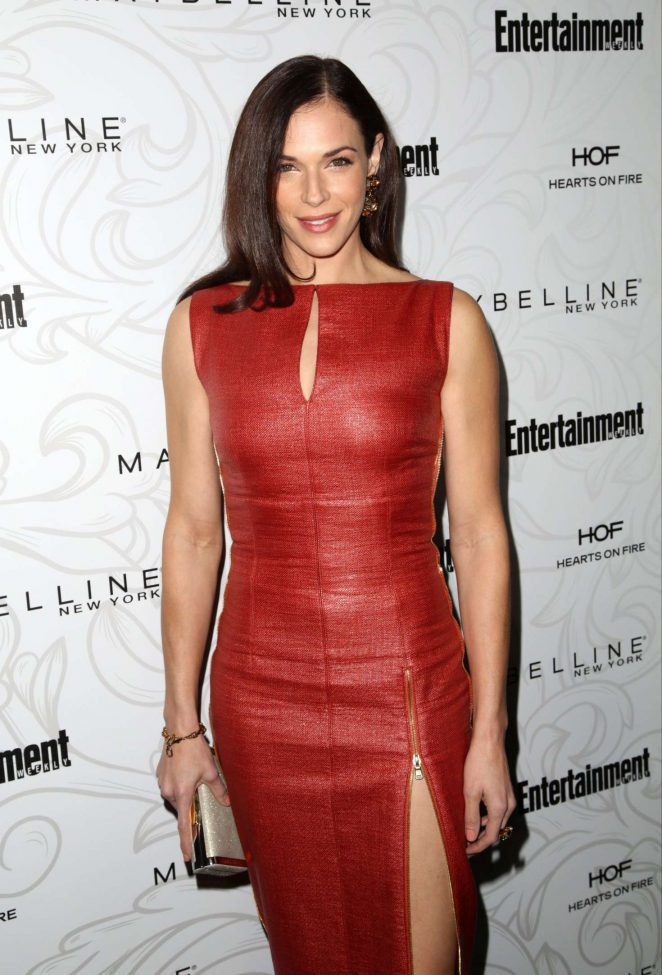 Amanda Righetti – Entertainment Weekly Celebration of SAG Award Nominees in Los Angeles