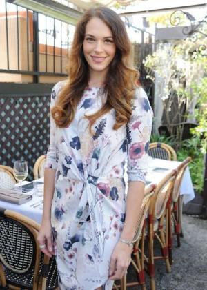 Amanda Righetti - Maison De Mode Oscar Week Lunch in West Hollywood