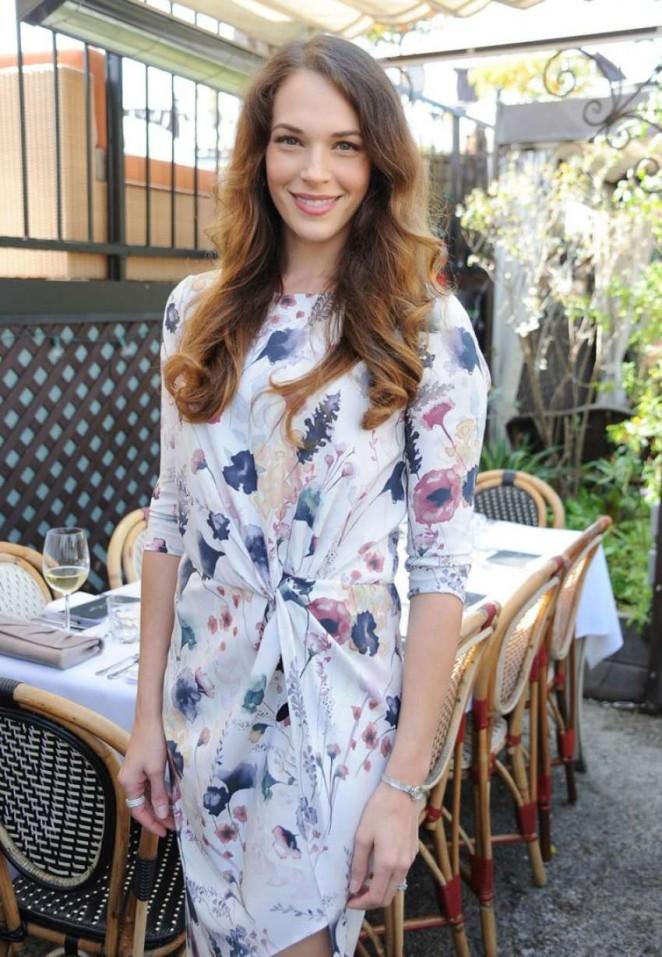 Amanda Righetti – Maison De Mode Oscar Week Lunch in West Hollywood