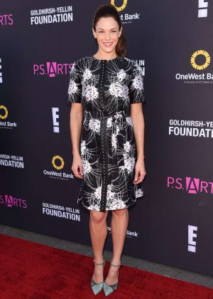 Amanda Righetti - PS ARTS Express Yourself in Los Angeles