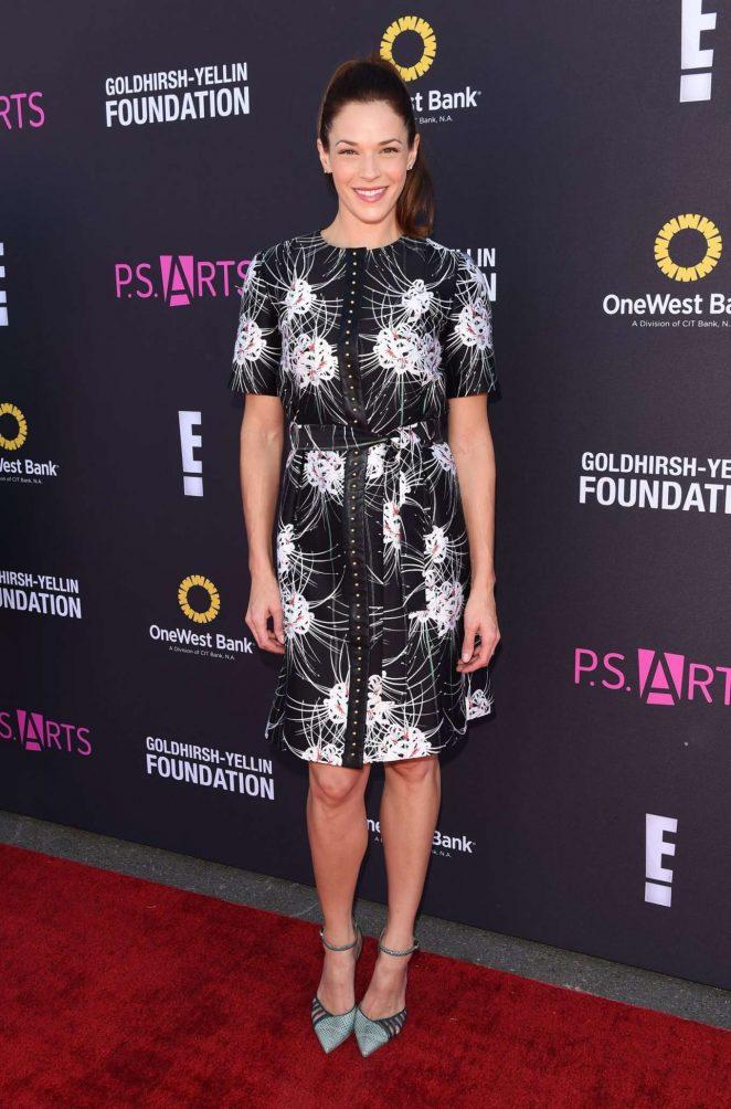 Amanda Righetti – PS ARTS Express Yourself in Los Angeles