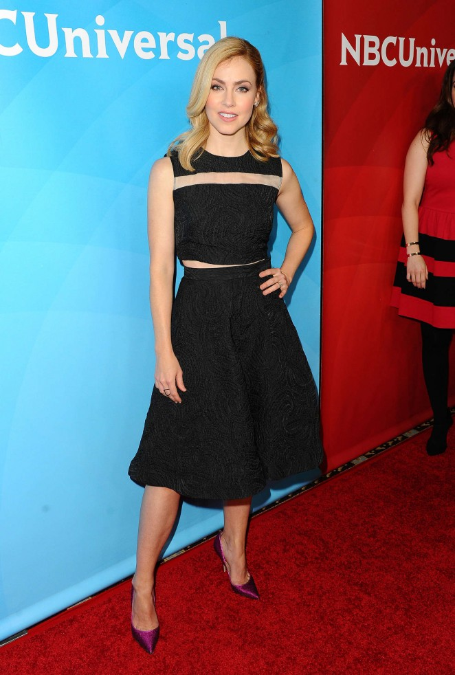 Amanda Schull - 2015 NBCUniversal Press Tour Day 1 in Pasadena