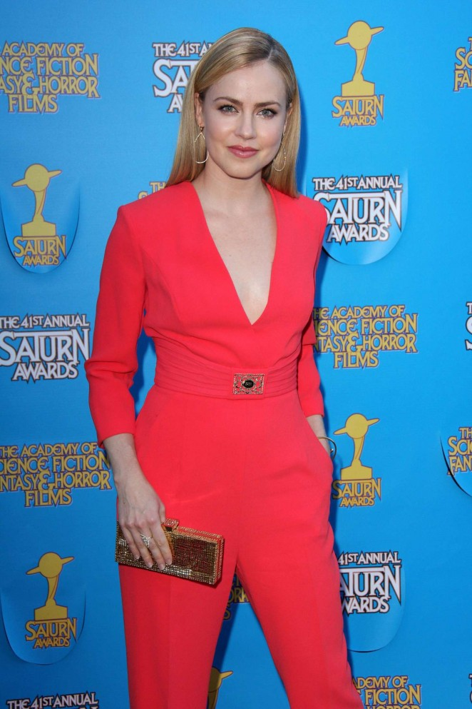 Amanda Schull - 2015 Saturn Awards in Burbank