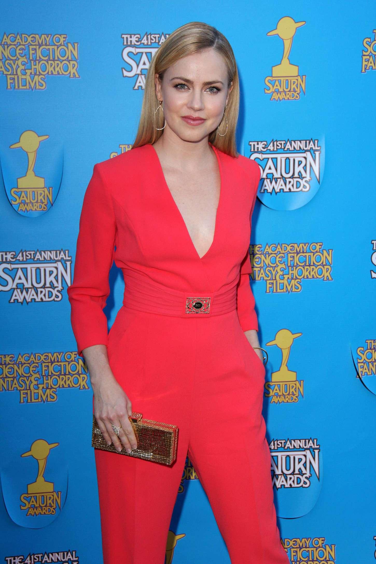 Amanda Schull - 2015 Saturn Awards in Burbank