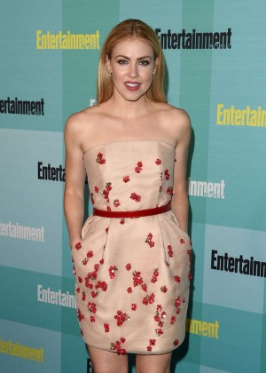 Amanda Schull - Entertainment Weekly Party at Comic-Con in San Diego