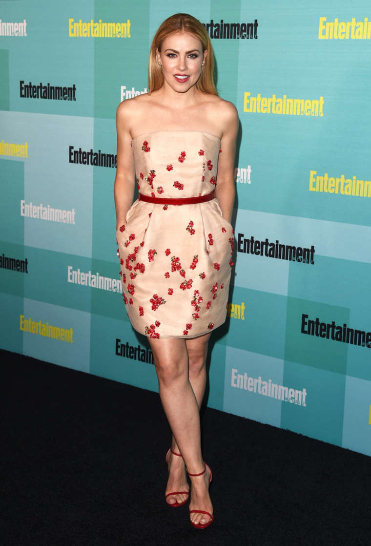 Amanda Schull: Entertainment Weekly Party at Comic-Con -03 - GotCeleb