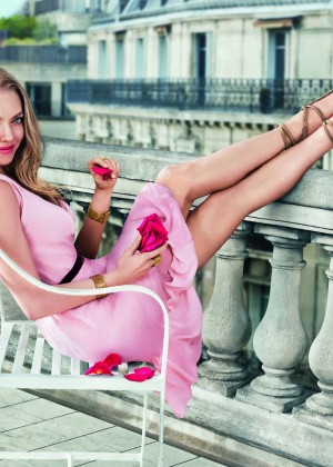 Amanda Seyfried - 2015 Givenchy ''Live Irresistible'' Fragrance ad