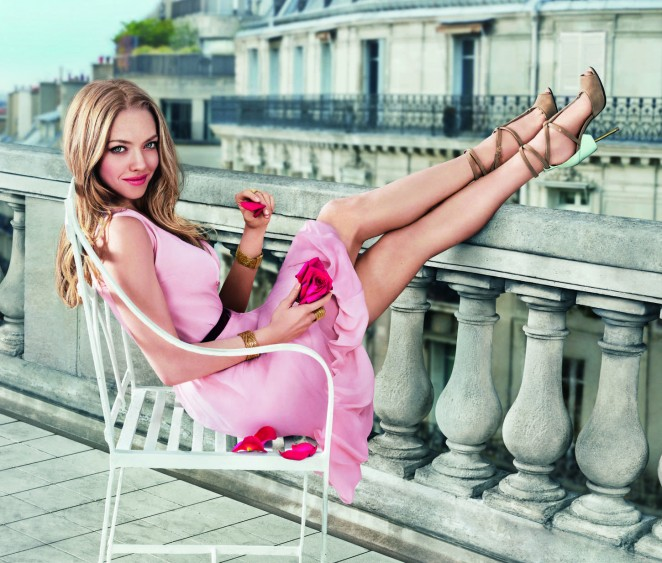 "Amanda Seyfried – 2015 Givenchy ""Live Irresistible"" Fragrance ad"