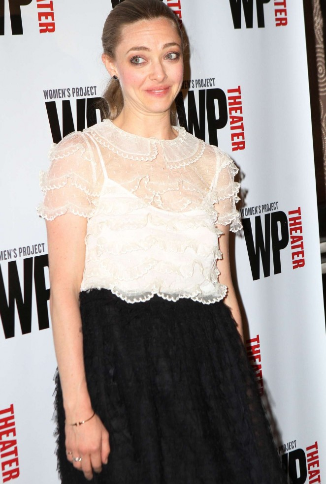 Amanda Seyfried: 2015 Women Of Achievement Awards -14