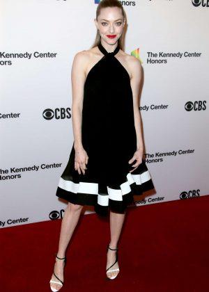 Amanda Seyfried - 41st Annual Kennedy Center Honors in Washington
