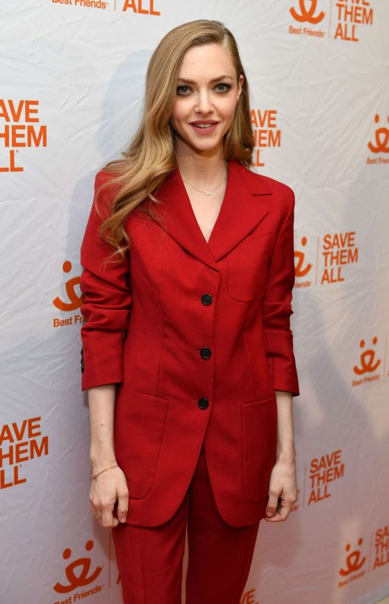 Amanda Seyfried: Best Friends Animal Society Benefit To Save Them All -10