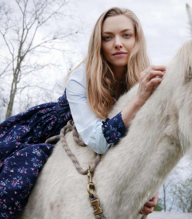 Amanda Seyfried by Sasha O'Neill Photoshoot 2019