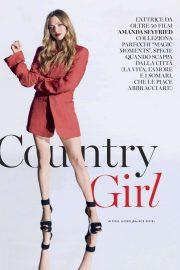 Amanda Seyfried - Glamour Italy Magazine (December 2019/January 2020)