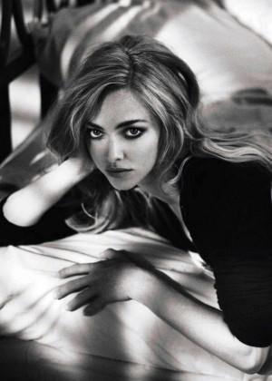 Amanda Seyfried - Glamour Spain Magazine (November 2015)  Amanda Seyfried