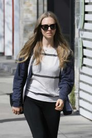 Amanda Seyfried hits up a cafe in Studio City