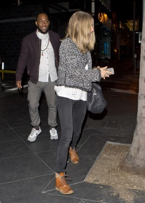 Amanda Seyfried - Leaving Blind Dragon Nightclub in West Hollywood