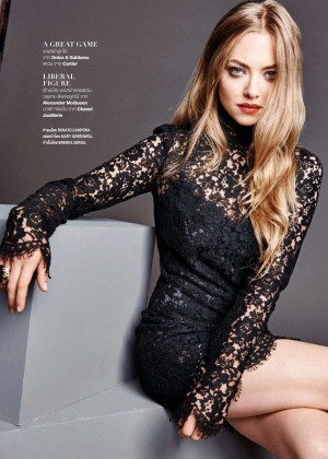 Amanda Seyfried - Madame Figaro Thailand (April 2016)