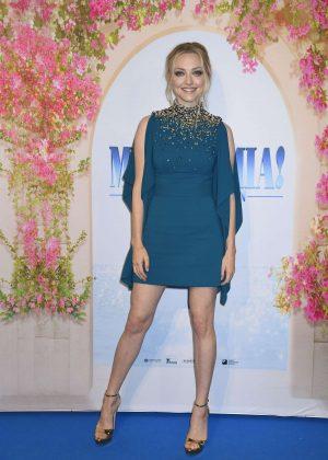 Amanda Seyfried - 'Mamma Mia! Here we go again' Premiere in Stockholm