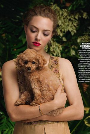 Amanda Seyfried - Natural Style Italy Magazine (May 2020)