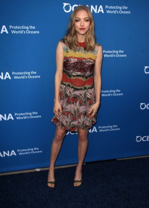 Amanda Seyfried - Oceana Concert for our Oceans in Beverly Hills