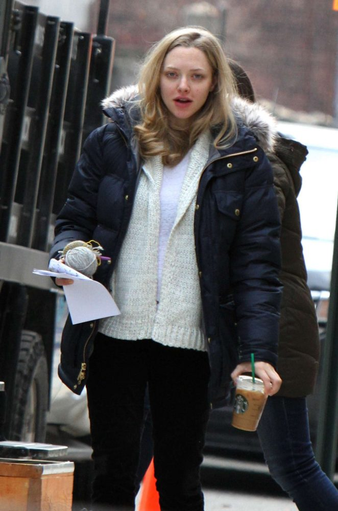 Amanda Seyfried on 'First Reformed' movie set in Downtown