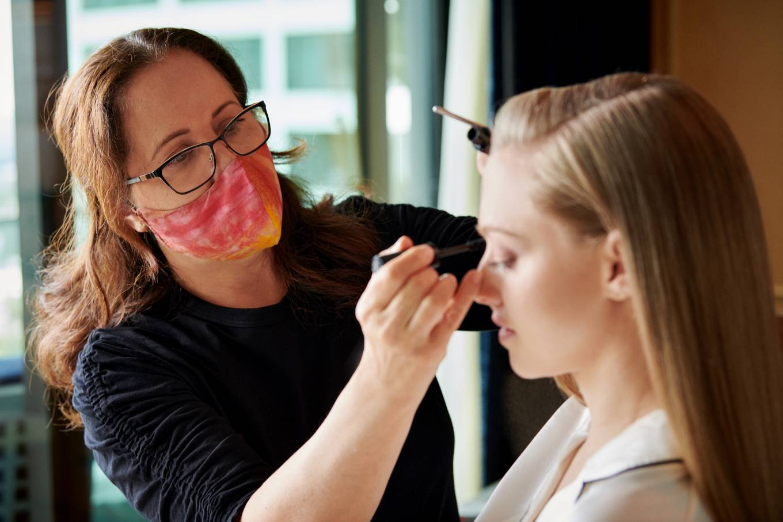 Amanda Seyfried 2021 : Amanda Seyfried – Oscars 2021 preparation for Vogue 2021-07